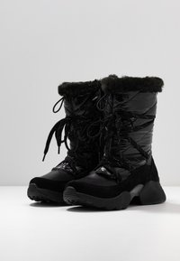 Tamaris - Winter boots - black - 4