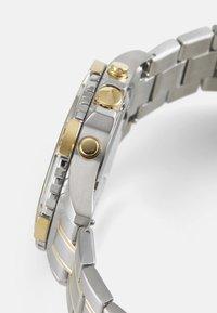 Fossil - GARRETT - Cronografo - silver-coloured/gold-coloured - 2