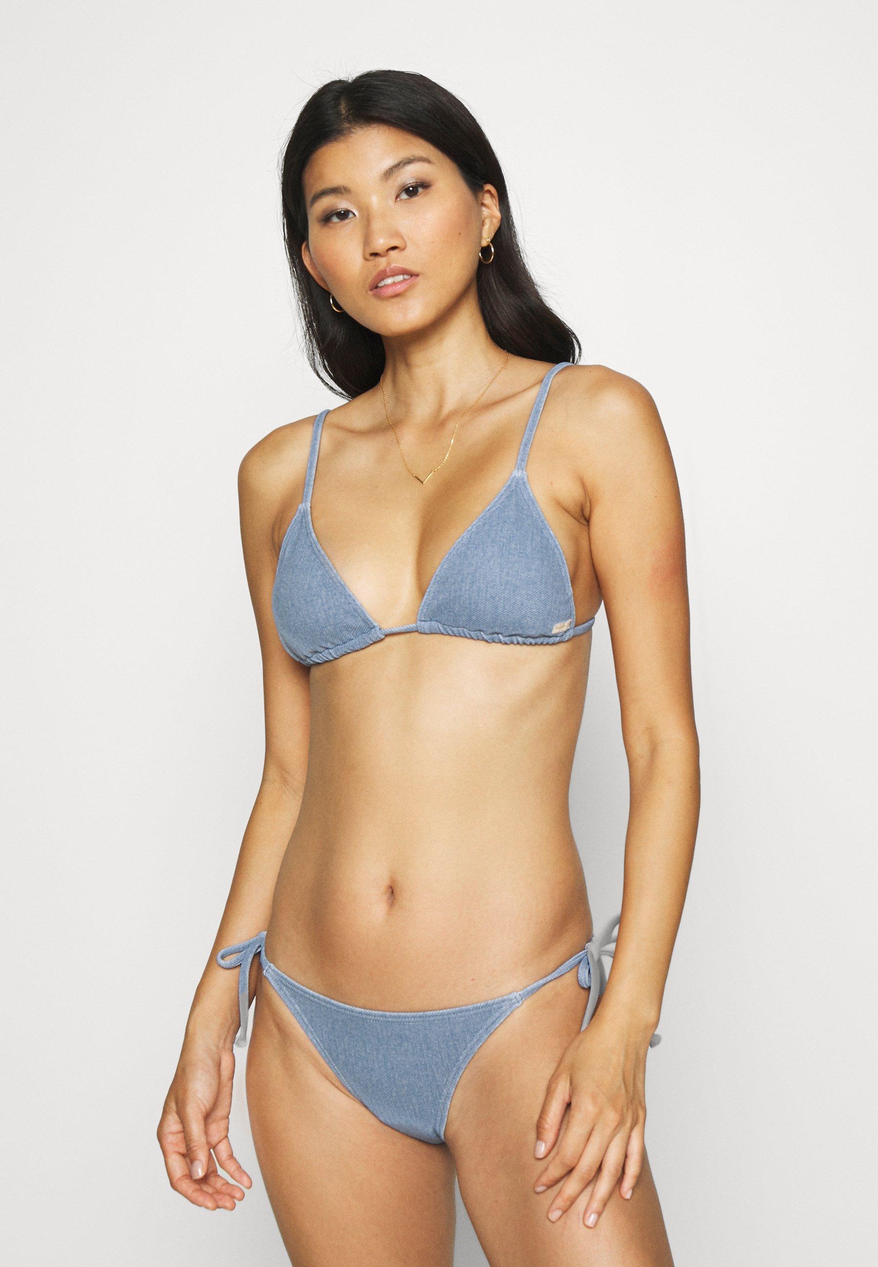 Women WRANGLER X BILLABONG DOWN WITH SET - Bikini