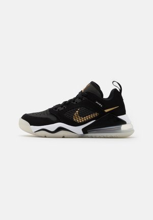 MARS 270 LOW UNISEX - Scarpe da basket - black/metallic gold/dark smoke grey/white/pure platinum