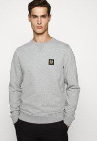 Belstaff - Sweater - grey melange - 3