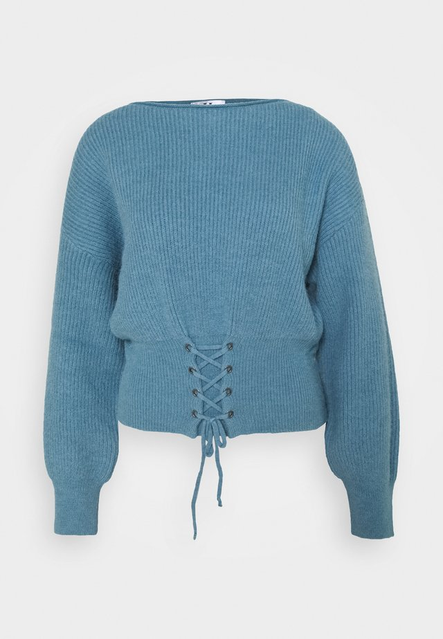 Jumper - pale blue