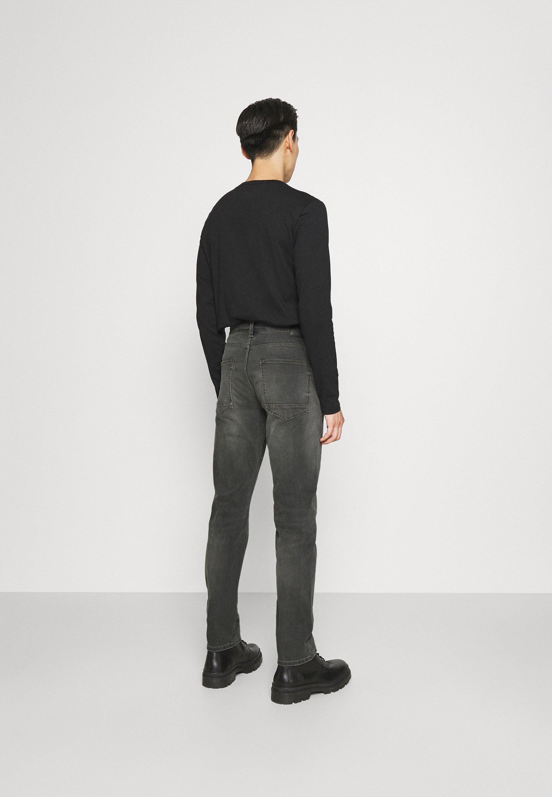 Uomo POCKET REGULAR WAIST - Jeans slim fit