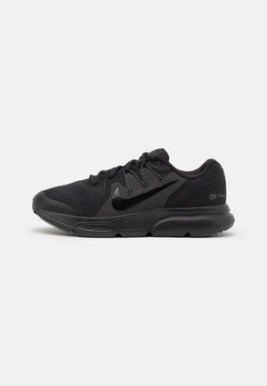 ZOOM SPAN 3 - Neutrala löparskor - black/anthracite