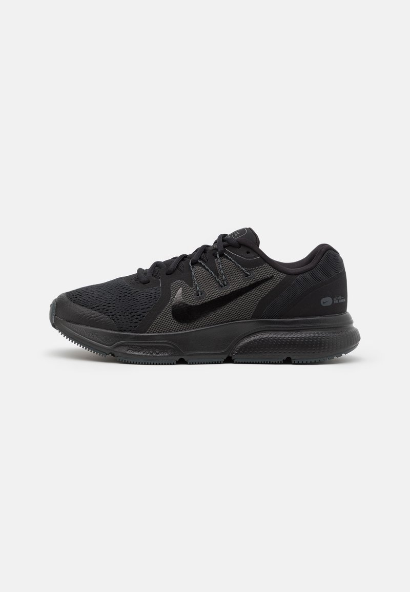 Nike Performance - ZOOM SPAN 3 - Stabilty running shoes - black/anthracite