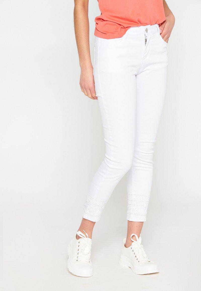 LolaLiza - Broek - white