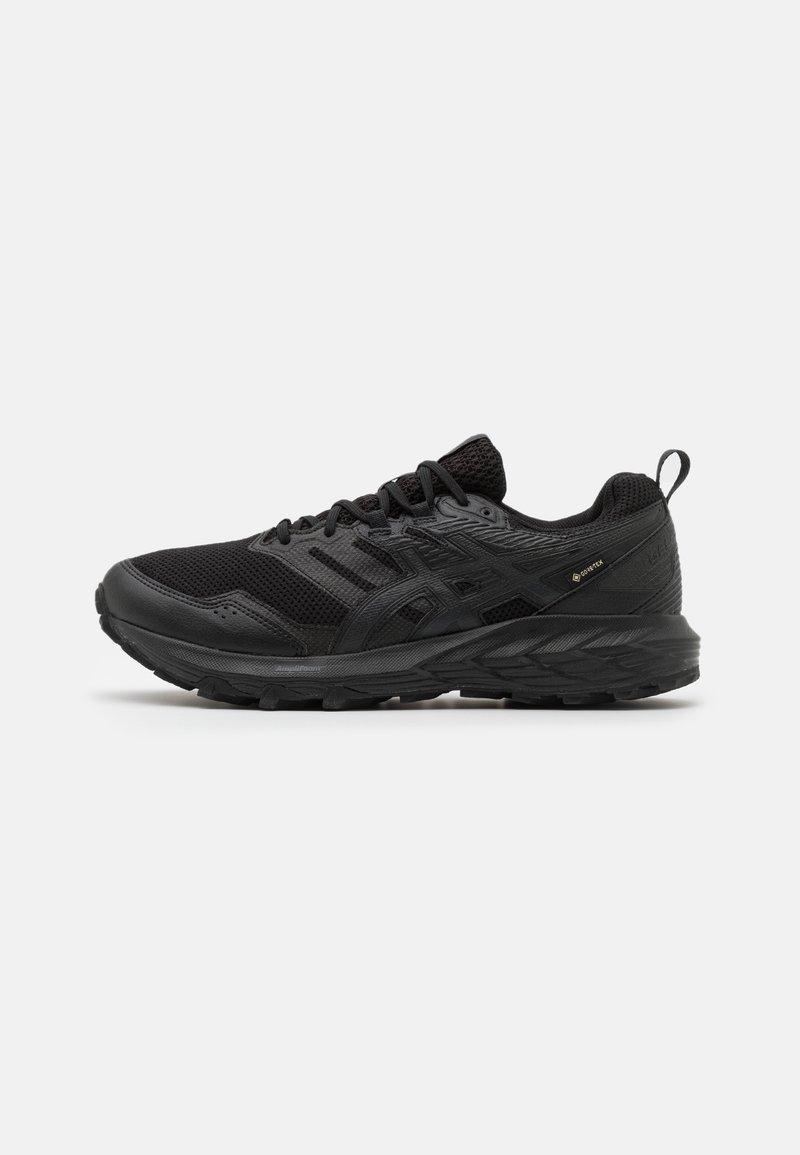ASICS - GEL SONOMA 6 GTX - Trail running shoes - black