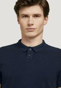 TOM TAILOR DENIM - Polo shirt - sky captain blue - 3