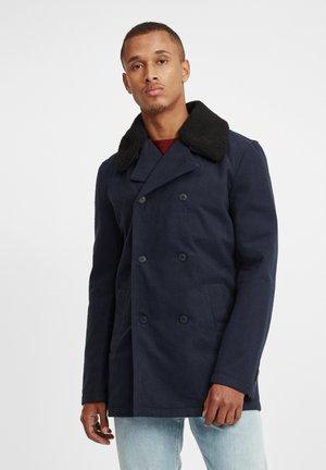 WOLLMANTEL PINTO - Cappotto corto - insignia blue