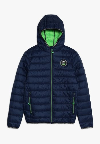 Light jacket - dark marine