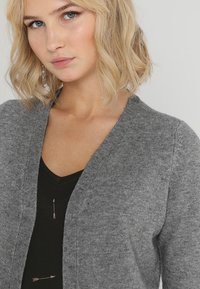 ONLY - ONLLESLY - Cardigan - medium grey melange - 3
