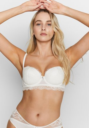 Push-up bra - creme