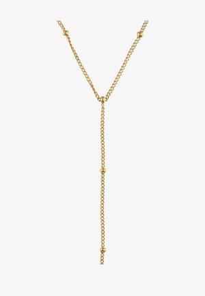 Y-KETTE - Necklace - goldfarben