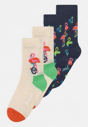 FLAMINGO 4 PACK UNISEX - Sokken - multi-coloured
