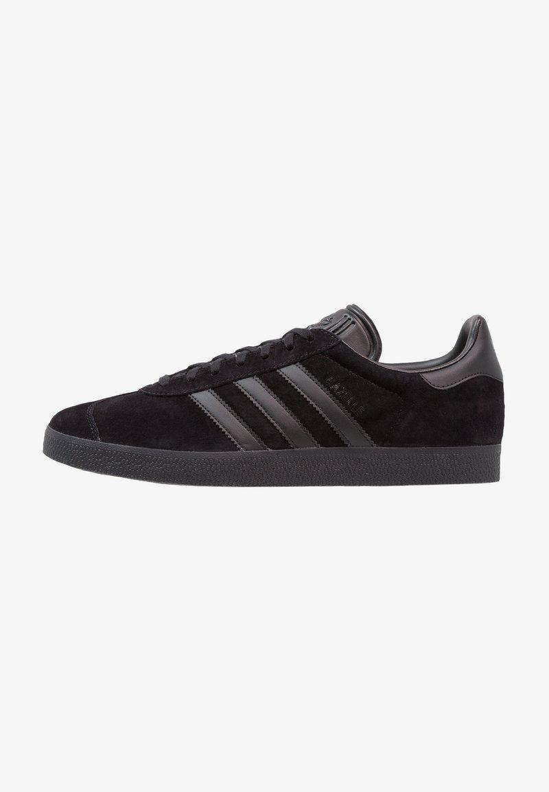 adidas Originals - GAZELLE - Baskets basses - core black