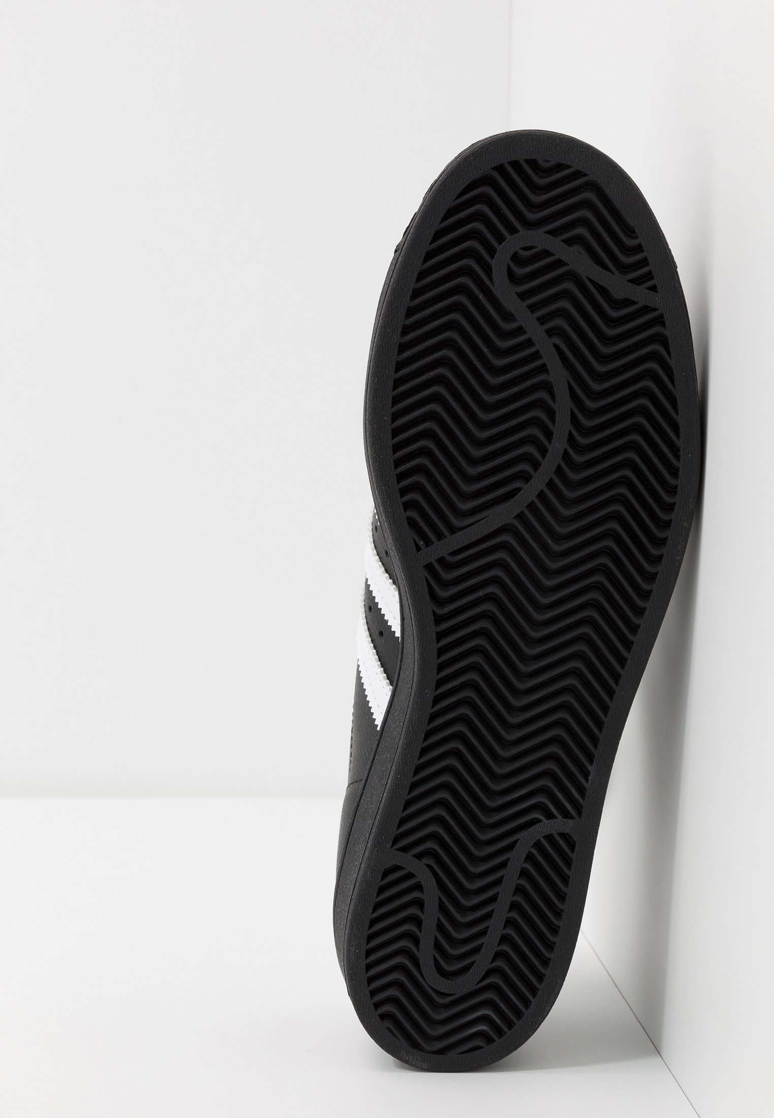 Homme SUPERSTAR UNISEX - Baskets basses - core black/footwear white