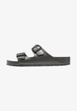 ARIZONA  - Pool slides - metallic anthracite