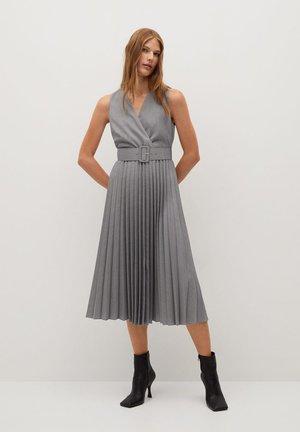 LADY - Day dress - grau