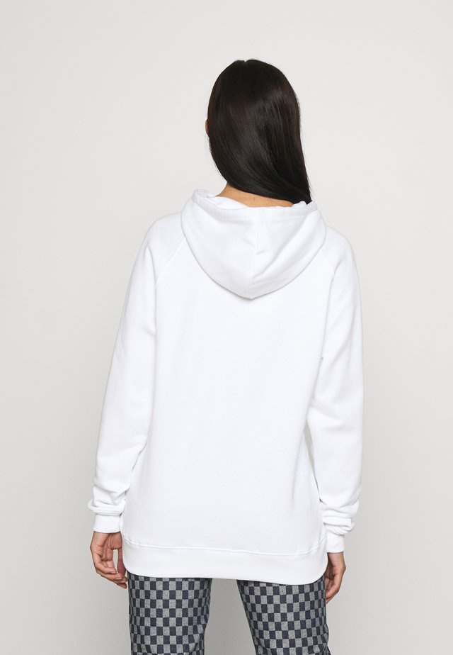 ICON ANGELS HOODIE - Sweater - white