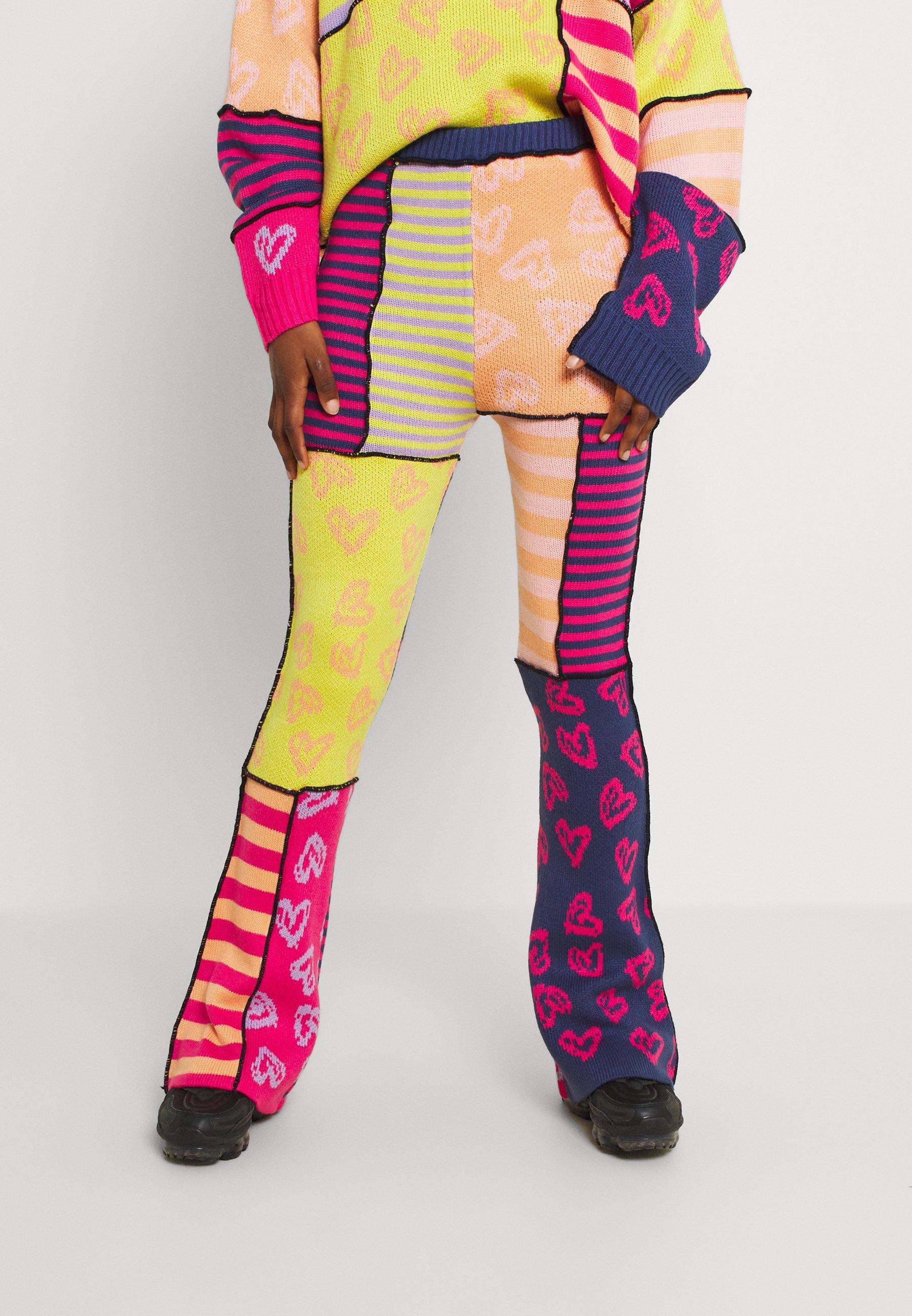 Mujer PLATEAUED FLARE - Pantalones
