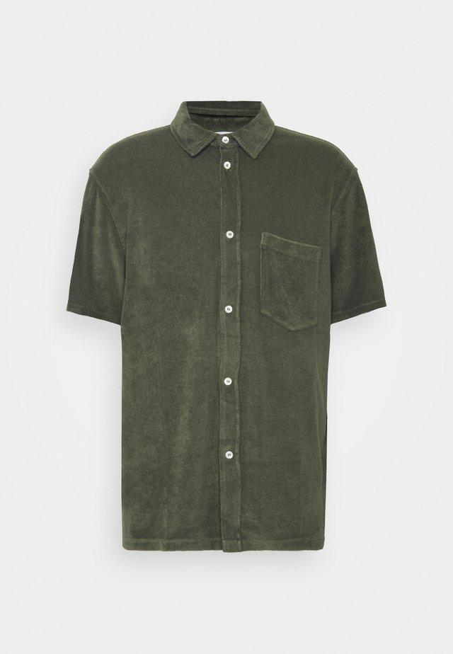 SHORT SLEEVE - Overhemd - grey fir