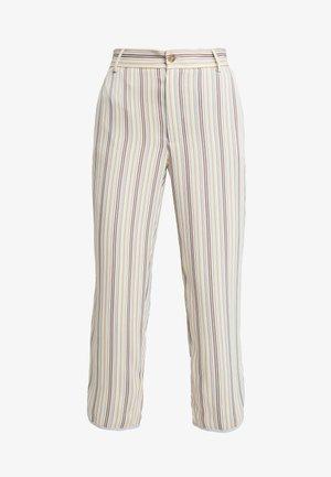 SALLY RIVER PANT - Pantaloni - light blue