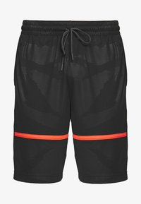 Jordan - JUMPMAN CAMO SHORT - Sports shorts - black/infrared - 4