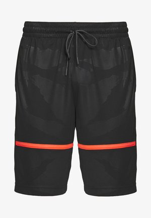 JUMPMAN CAMO SHORT - Urheilushortsit - black/infrared