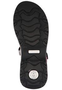 Primigi - Walking sandals - magenta argento - 4
