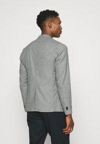 Abercrombie & Fitch - Blazer jacket - grey - 2