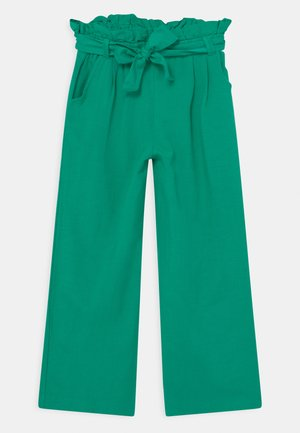 TEEN GIRLS  - Trousers - deep green