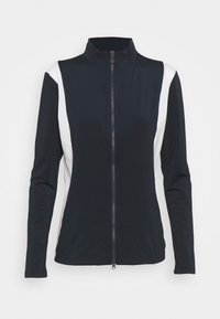J.LINDEBERG - DARIA GOLF MID LAYER - Training jacket - navy - 4