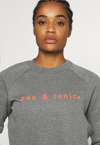 Sweaty Betty - BRIXTON - Sweater - charcoal grey - 4
