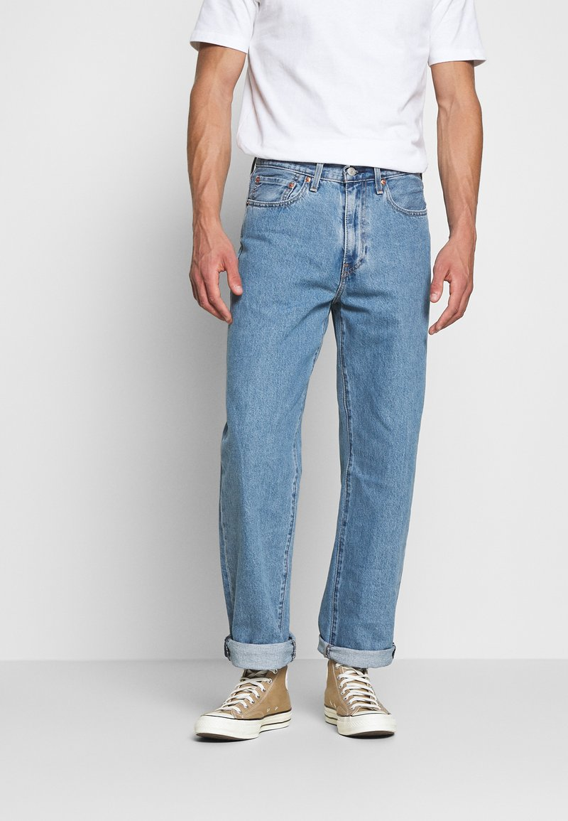 Levi's® - STAY LOOSE  - Relaxed fit jeans - light-blue denim