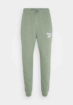 JOGGER - Tracksuit bottoms - green