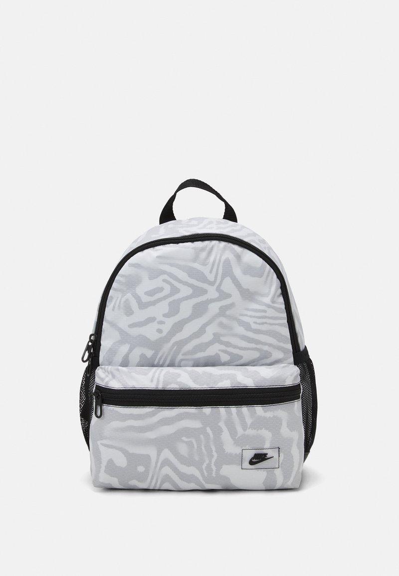 Nike Sportswear - BRASILIA UNISEX - Rucksack - black/white