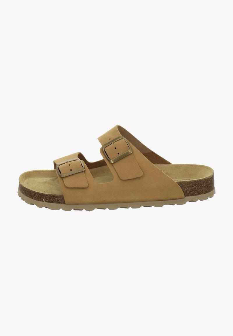 AFS Schuhe - Mules - natur