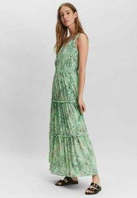 Vero Moda - HANNAH - Maxi dress - jade cream - 1