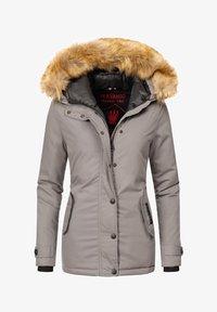 Navahoo - LAURA - Winter jacket - hellgrau - 0