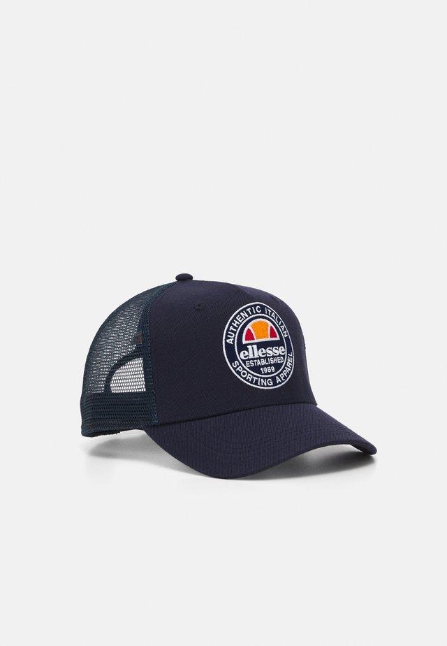 PONTRA TRUCKER UNISEX - Cappellino - navy