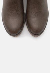 Anna Field - Vysoká obuv - grey - 5