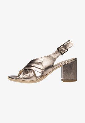 Sandali - bronzo