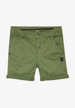 GRANSON - Shorts - vineyard green