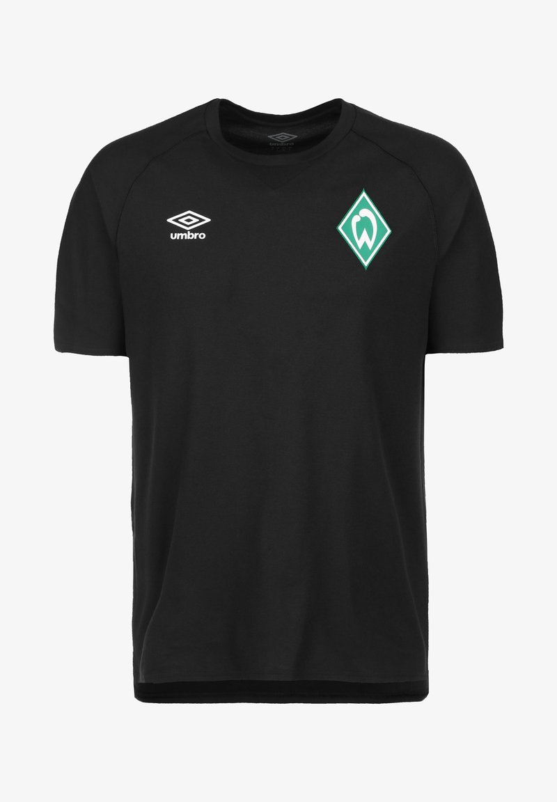 Umbro - Print T-shirt - black