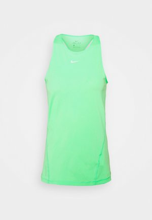 TANK ALL OVER  - Sports shirt - green glow/white