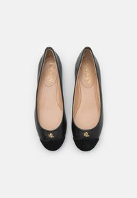 Lauren Ralph Lauren - GAINES - Ballet pumps - black - 4