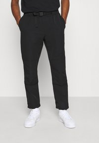The North Face - PULL ON PANT - Kangashousut - black - 0
