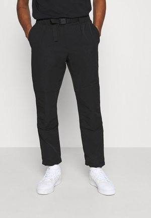 PULL ON PANT - Kangashousut - black