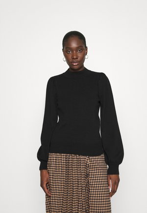 SIVEJAGZ TURTLENECK - Jumper - black
