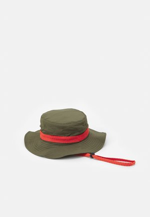 SAFARI HAT UNISEX - Klobouk - black olive